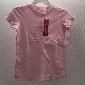 American Girl pink t-shirt